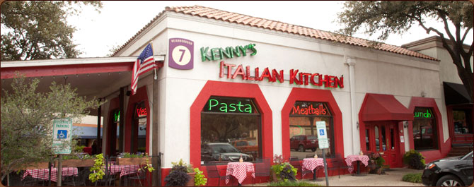 Kenny's Italian Kitchen Building